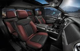 ford bronco 2015 interior ford unveils f 150 svt raptor special edition photos equipment