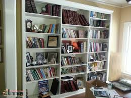 styling bookshelves long distance