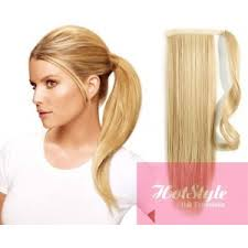 ponytail extension clip in ponytail wrap braid hair extension 24 the