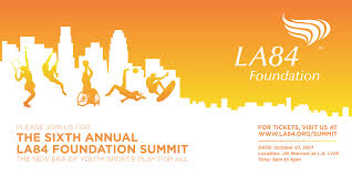 welcome la84 foundation