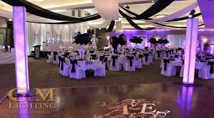 Purple Mood Decorative Lighting By G M Wedding Lighting Brisbane