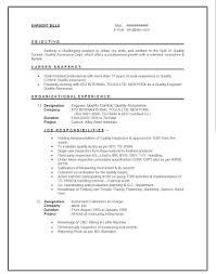 Pg Resume Format Fresh Jobs And Free Resume Samples For Jobs Resume Format For