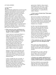 Test Of Genius Worksheet Answers Answers To Hamlet Review Questions Hamlet Religion And Belief