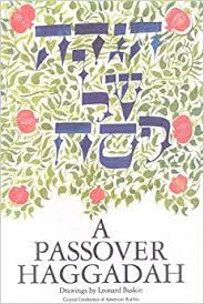 a passover haggadah second revised edition herbert bronstein