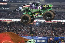 Monster Truck Insider Henry Cross Talks Monster Jam Grave Digger