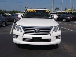 used 2015 lexus suv for sale perfectly used lexus lx 570 suv for sale auto albalad biz