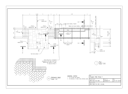 Free Pergola Plans And Designs by Garden Design Specifications And Plans Rumbold Ayers Design