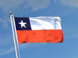 Chile National Flag Flagge Chiles Kaufen 90 X 150 Cm Flaggenplatz Ch