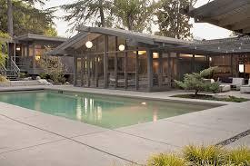 Midcentury Modern House Plans - large mid century modern home plans u2013 house design ideas