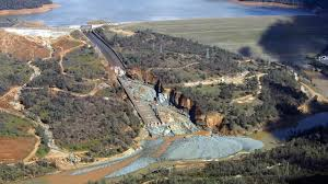 key oroville drain plugged as heavy storms pounded the reservoir