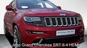 jeep grand cherokee srt red jeep grand cherokee srt 6 4 v8 hemi ec208837 deep cherry red
