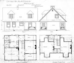 Country Cabin Floor Plans Cottage Floor Plans Home Design Ideas