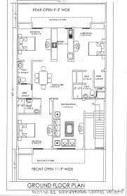 Clothing Store Floor Plan by Indian Residential House Floor Plans House Plans
