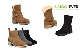 ugg boots australia groupon s genuine leather uggs groupon goods