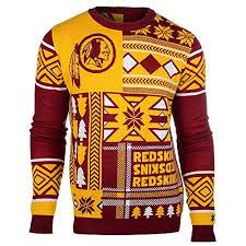 washington redskins ugly christmas sweaters clothes pinterest