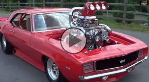 1969 camaro turbo 1969 chevy camaro ss turbo supercharged nitrous breathing