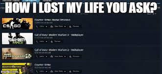 Meme Maker Program - that s my life how i lost my life you ask image tagged in