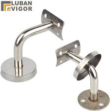 Handrail Brackets For Stairs Aliexpress Com Buy Solid Stainless Steel Handrail Bracket Stent