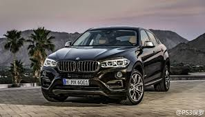 Bmw X5 6wb - first official photos f16 x6