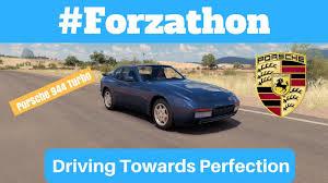 widebody porsche 944 forzathon driving towards perfection porsche 944 turbo etc