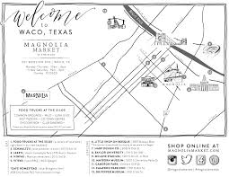 map waco how the market came to be joanna s favorite waco places