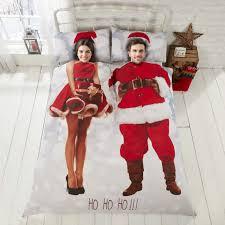 Christmas Duvet Covers Uk Christmas Selfie Quilt Covers Duvet Sets All Sizes