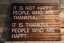my thanksgiving message to you