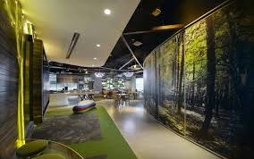 google u0027s new office in malaysia is a wild indoor jungle photos
