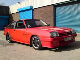 opel red opel manta review and photos