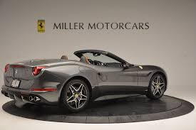 Ferrari California 2012 - 2015 ferrari california t stock 4344 for sale near greenwich ct