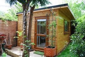 Backyard Office Kit by Backyard Studio Sheds 10x16 Modern Backyard Shed Plans Top View