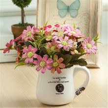 Artificial Flower Decoration For Home Compare Prices On Flower Bed Decorations Online Shopping Buy Low