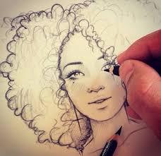 riklee illustration art inspiration character sketch