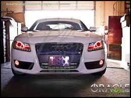 Automotive Led Lights Bulbs by 07 14 Audi A5 Led Halo Rings Head Fog Lights Bulbs