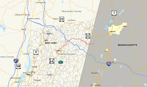 Hudson Valley New York Map by New York State Route 295 Wikipedia