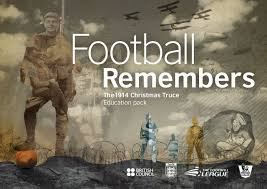 football remembers u201d and the christmas truce of 1914 paxsims