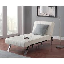 Emily Futon Chaise Lounger Multiple Colors Walmartcom - Lounger sofa designs