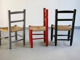 chaises paill es chaise en paille 3 couleurs pailles chaises et gite
