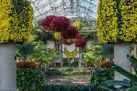 exhibition hall longwood gardens