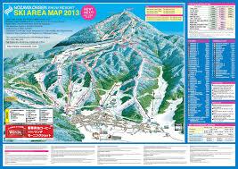 Frost Depth Map Canada by Nozawa Onsen Skiing Nozawa Ski Resort Snow Ratings