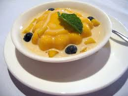 mango pudding wikipedia