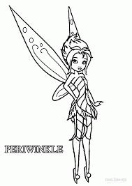free tinkerbell halloween coloring pages coloring
