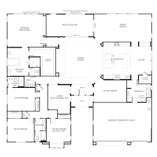cool floor plans one story farmhouse floor plans luxury home design 81 cool single