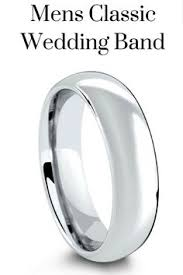 mens wedding band materials classic silver tungsten wedding band widths 2mm 3mm other