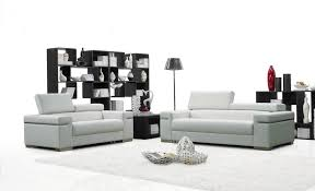 Leather Couches And Loveseats Amazon Com J U0026m Furniture Soho White Leather Sofa U0026 Loveseat With
