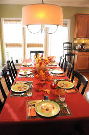 how to set up a table for thanksgiving dinner from fancy how to