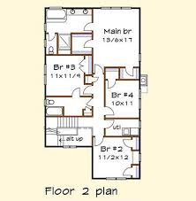 country style house plan 4 beds 3 00 baths 2418 sq ft plan 79 279
