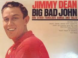 big photo albums jimmy dean big bad album 1961