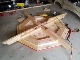 Free Woodworking Plans Hexagon Picnic Table by Free Octagon Picnic Table Plans Download Plans Diy Free Download