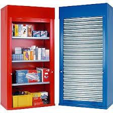 Roller Door Cabinets Heavy Duty Roller Shutter Cupboards 90 Series Premiershield